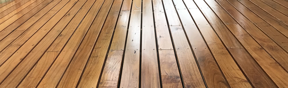 Most Popular Wood Used For Timber Decks
